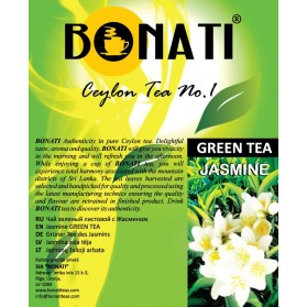 CEYLON GREEN TEA BONATI